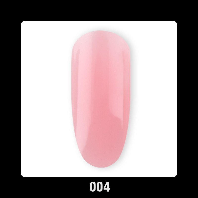 1 pc Nail Art UV LED Claro Leitoso Rosa Branco Poly Acryl Builder - Arte de unha - Foto 4