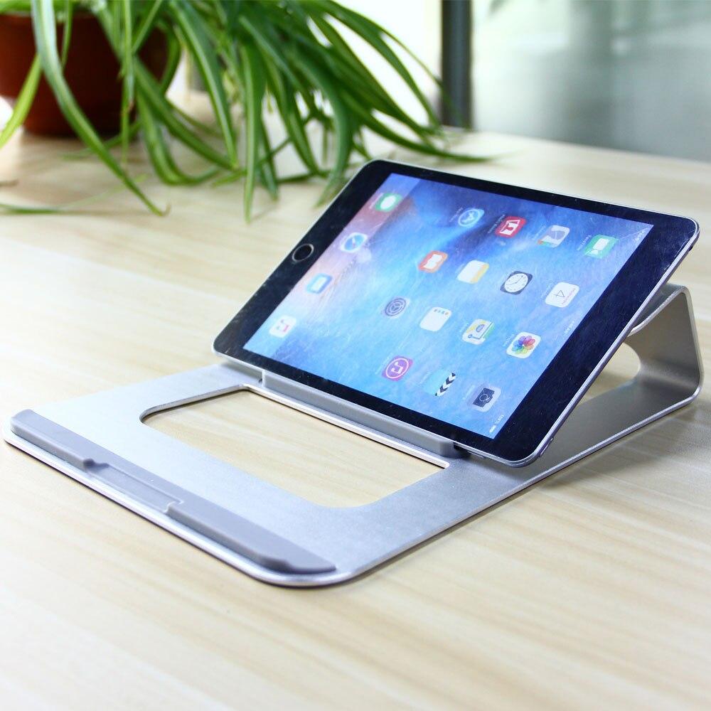 100% QualitäT Aluminium Laptop Cooling Stand Anti-skid Notebook Tablet Halter Stehen Desktop Montieren Kühl Halterung Für 11-15 Zoll Laptop Handys