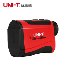 Buy online UNI-T LR1200 1200m laser range finder monocular telescope hunting outdoor ranging speed tested laser