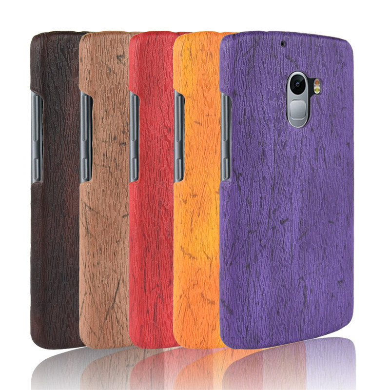 super popular 51d0e 0344d US $1.87 15% OFF|For Lenovo K4 Note Phone Case Plastic PU Thin Slim  protective Back Cover For Lenovo Vibe X3 Lite A7010 A7010a48 K51C78 Wood  case-in ...