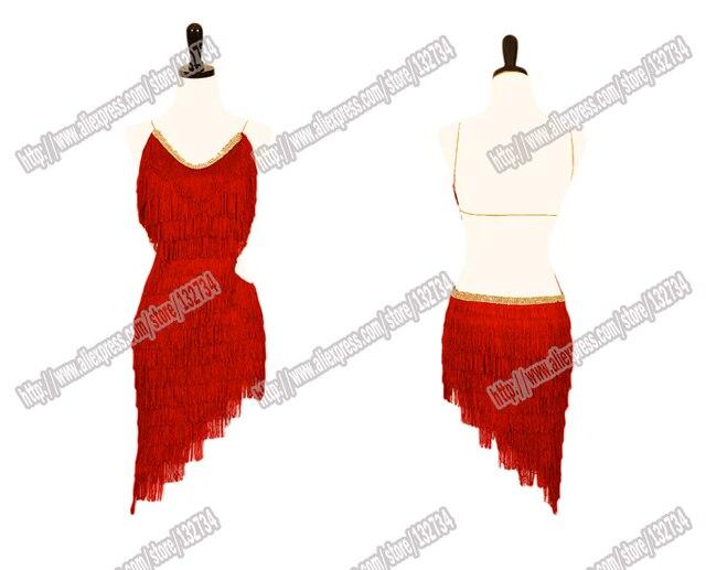 Top sales latin dance dress,ballroom dress,dance wear,DMC stones ...