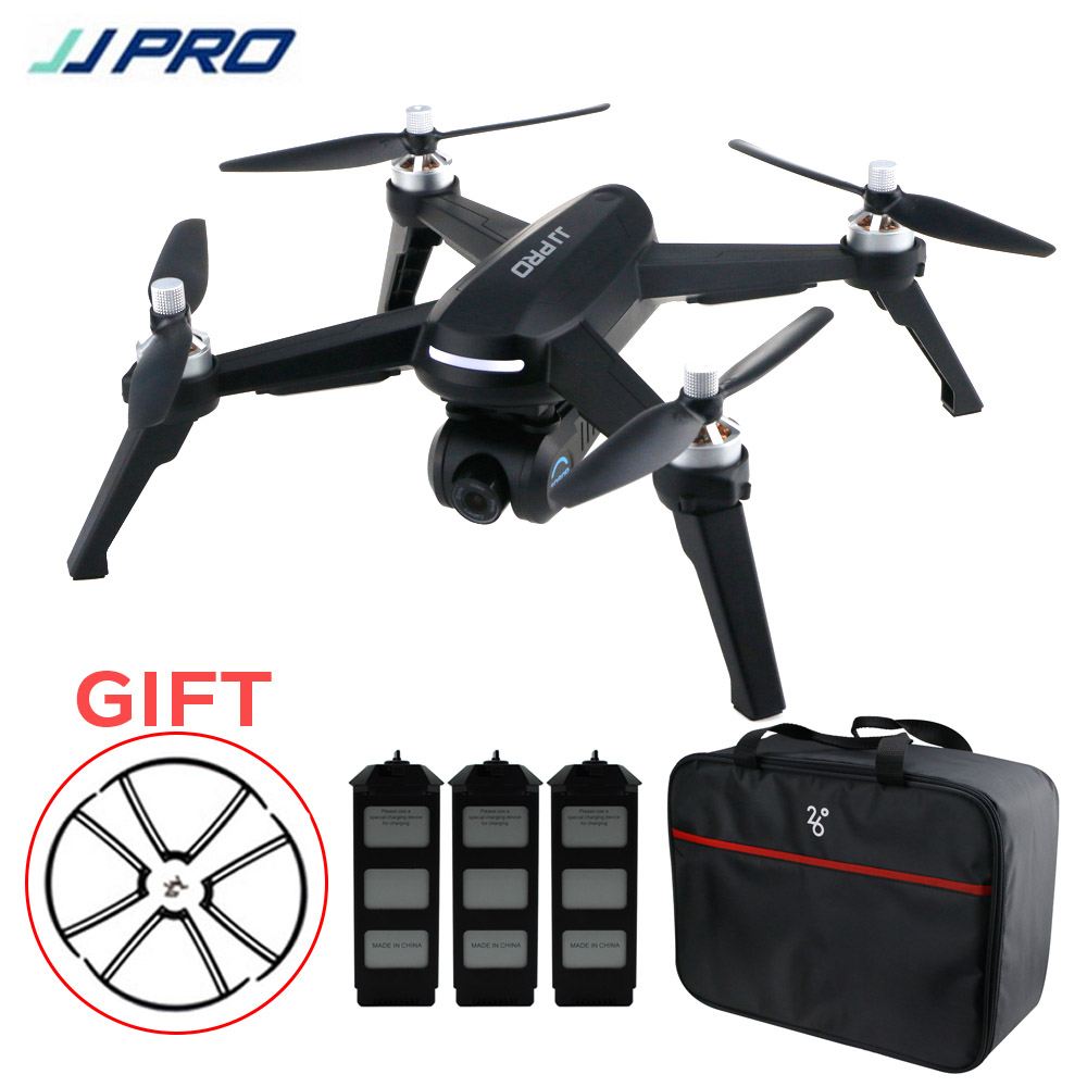Nouveau JJR/C JJRC JJPRO X5 GPS moteur sans balai Drone avec 5G WIFI FPV réglage automatique caméra HD quadrirotor VS MJX B5W T