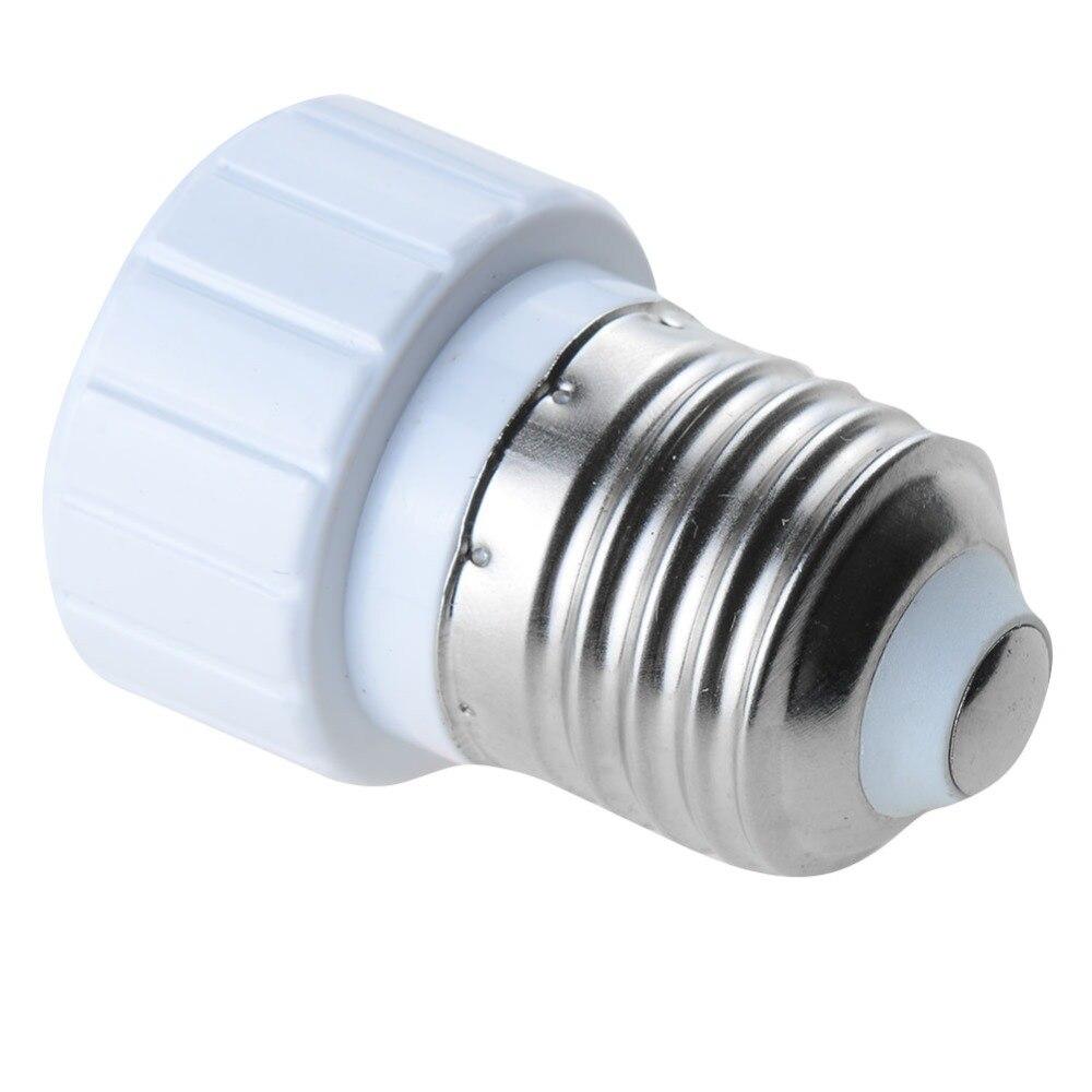 1 шт. E27 к GU10 База светодиодные лампы База лампы адаптер гнездо конвертер Плагин Extender p0.05