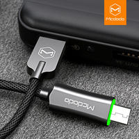 Mcdodo Micro USB Cable QC3 0 Quick Charging Nylon USB Sync Data Cable For Samsung Xiaomi