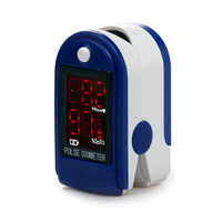 New Arrival Fingertip Pulse Oximeter Diagnostic Tool Digital SpO2 PR PI Heart Rate Monitor Blood Oxygen