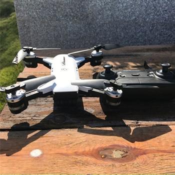 Lyzrc 19hw zangão selfie com grande angular hd câmera rc zangão profissional wifi fpv rc quadcopter helicóptero mini zangão