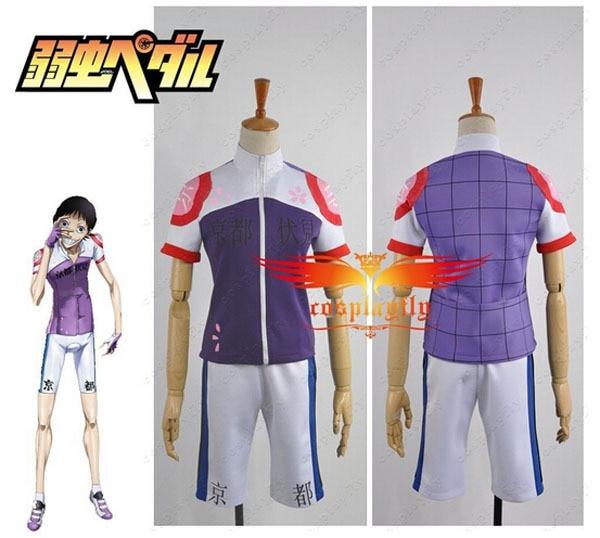 Nouvelle arrivée en selle , sakamichi Kyoto Fushimi membres Akira Climber course de Costume Cosplay Costume