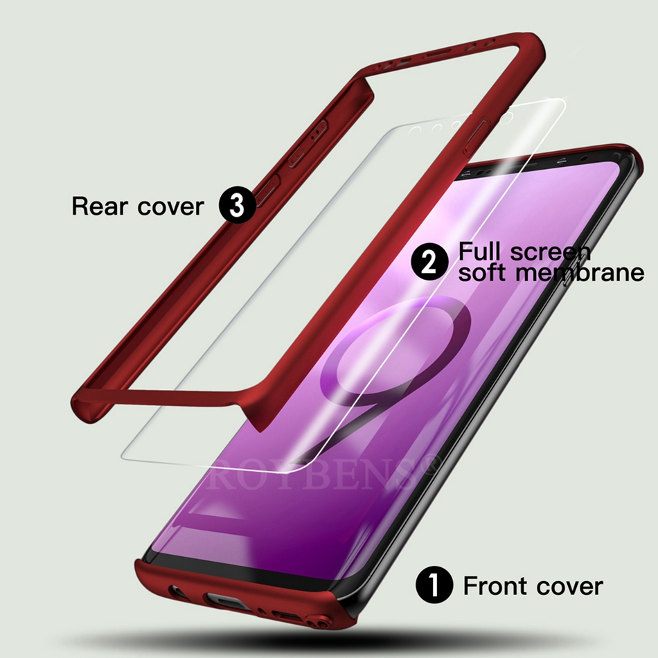Samsung Galaxy S9 Plus Case (10)