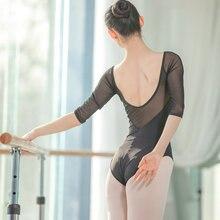 Ballet skirt Dance ballet Dress Gymnastics leotards for women girls dance wear long sleeve clothes leotard