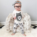 2017 Baby Girl Clothes Autumn Baby Boys Clothing Sets Spring Newborn Baby Clothes Long Sleeve Roupas Bebe Infant Rompers