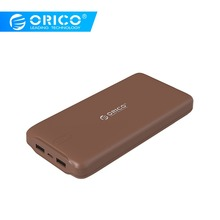 ORICO 20000mAh Power Bank Portable Charger Dual USB Mini Pow