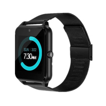 Z60 Smart Watch Men Women Bluetooth Call 2G GSM SIM TF Card Camera Smartwatch For Android
