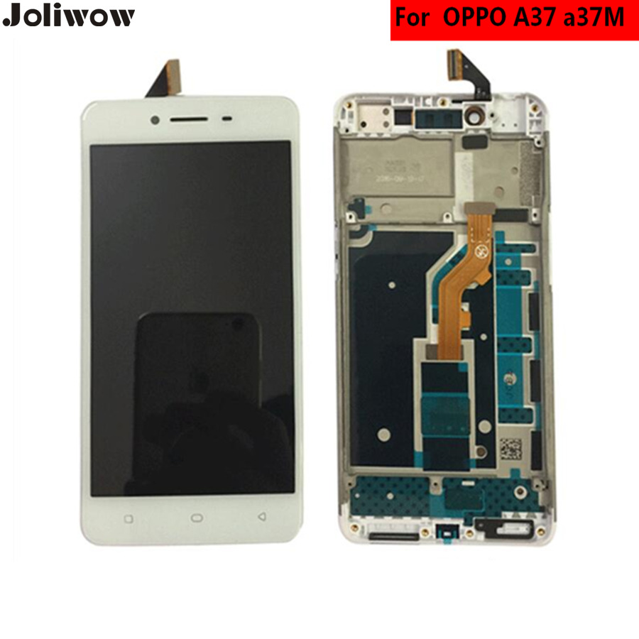 High Quality For Oppo A37 A37m 5 U0026quot  Lcd Display Touch Screen
