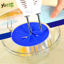 YOTOP Food Grade PP äggskål Whisks Skärmdäck Baking Splash Guard Skålluckor Vattentät Kök Splash Guard Lids