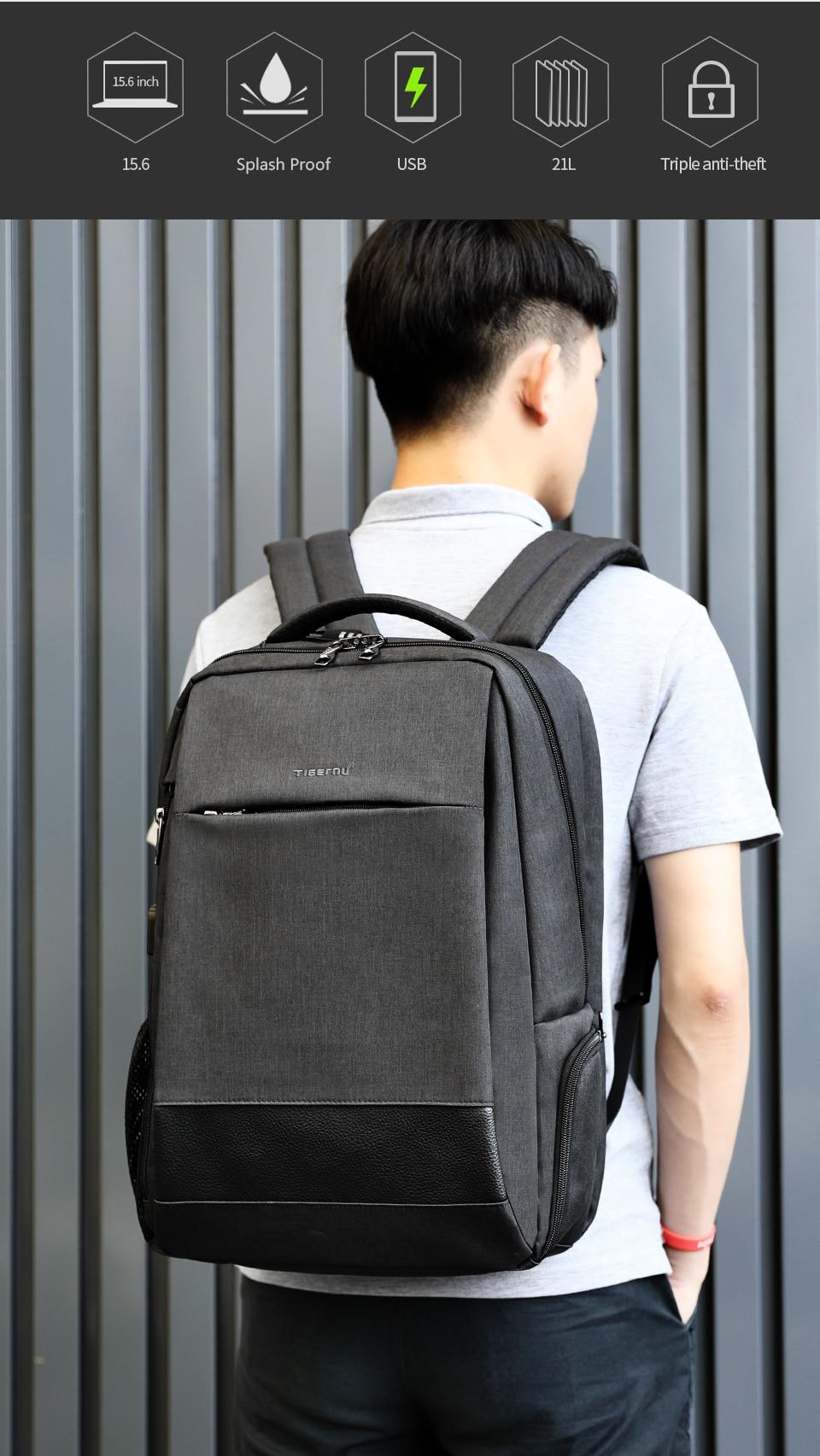 2.15.6 inch summer men backpack