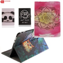 Case For Lenovo TAB 4 10 Plus TB-X704 TB-X704F TAB4 10 TB-X304F X304N Cover Wallet card PU Leather Stand Cartoon Panda Case стоимость
