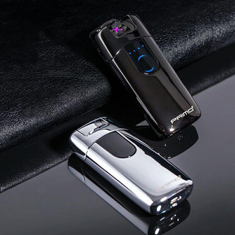 2018 Arc Leichter Winddicht Elektronische USB Aufladen Zigarette Rauchen Elektrische geschenk Leichter für vater, freund. mann