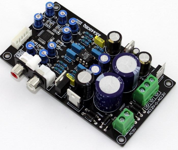 Frss-Shipping-AK4490EQ-AK4490-II2S-DAC-decoder-board-AC15V-0-AC15V-15W--AC9V-10W (3)