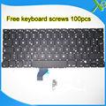 """Las Novedades Para El MacBook Pro Retina 13.3 """"A1502 Alemán QWERTZ Deutsch Tastatur Teclado + 100 unids tornillos del teclado 2013-2015 Años"""