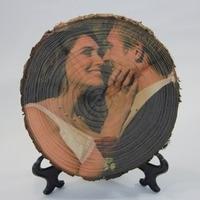 Personalized Wedding Photo Album,Wood Baby Photo Album, Vintage Family Photo Album,Beautiful Photo Album, Anniversary Gift