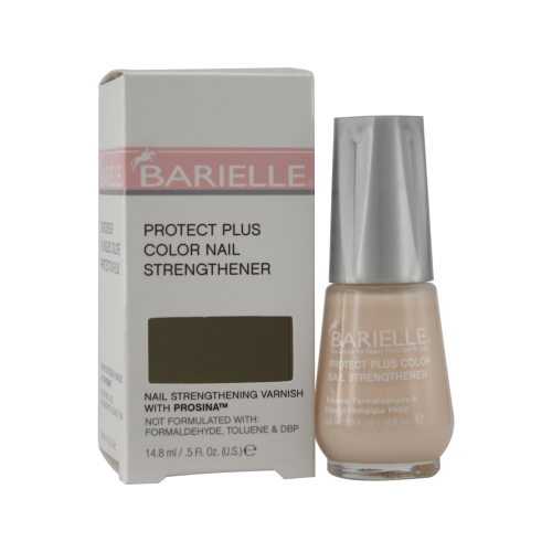 Barielle Barielle Protect Plus Color Nail Strengthener #Beige 14.8ml ...