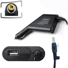 Laptop computer automobile charger adapter ACER 19V 1.58A~19V four.74A 90W substitute DC energy Adapter For ACER Pocket book 5.5*1.7mm