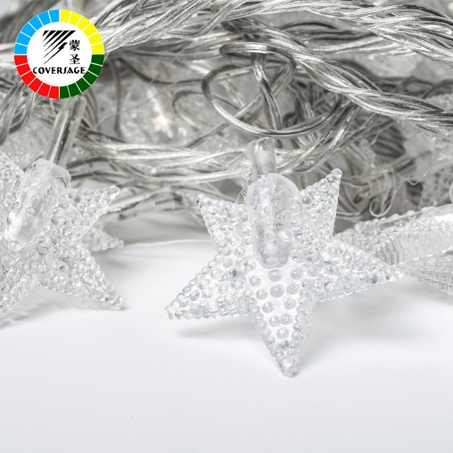 80Leds 10M Fairy Lichtslingers Wedding Garden Party Christmas - Vakantie verlichting - Foto 6