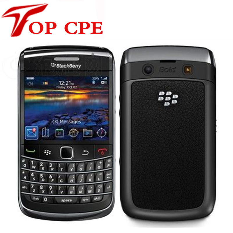 9700 Unlocked original Blackberry bold 9700 3G WIFI Bluetooth GPS 3.2MP Camera Single Core Smatphone Wi-Fi Mobile phone(China)