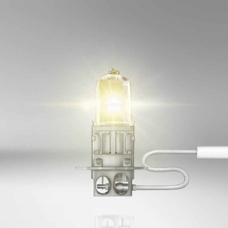 OSRAM H3 12V 55W 2600K 62151FBR Pk22s série brise-brouillard xénon Super jaune feux de brouillard voiture lumière 200% plus ampoules jaunes paire