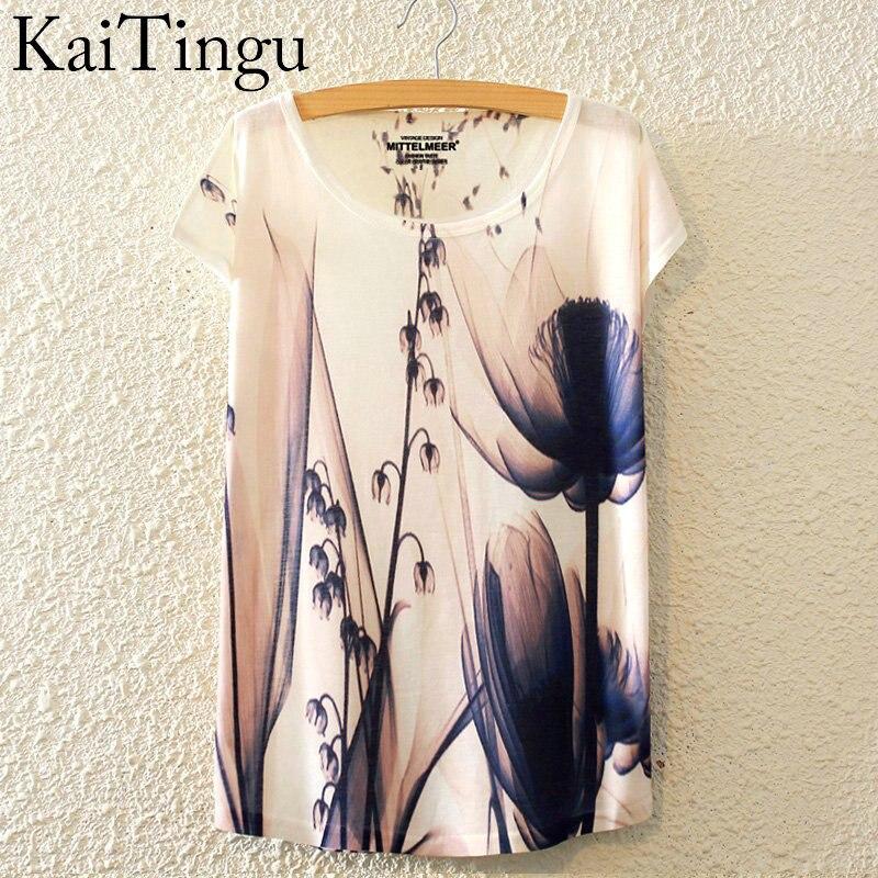 HTB1z4d7LpXXXXXJXXXXq6xXFXXXS - New Fashion Summer Animal Cat Print Shirt O-Neck Short Sleeve T Shirt