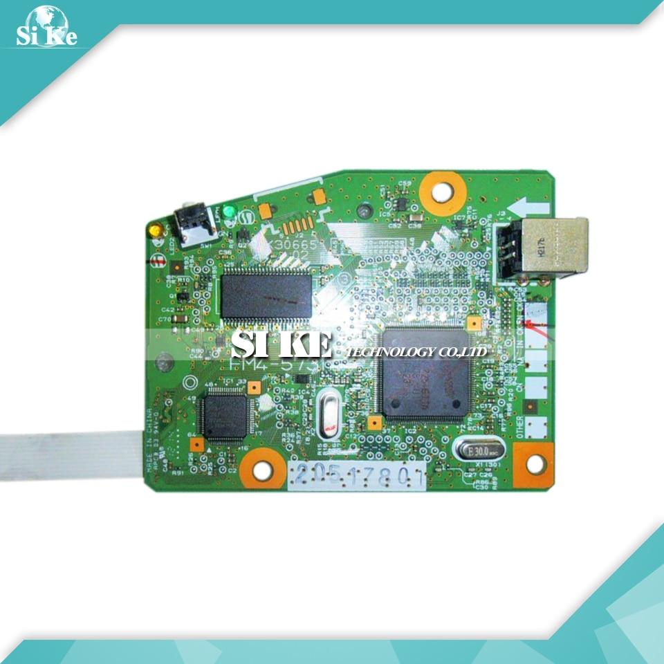Original Main Logic Board For Canon LBP 6018 6000 LBP6000 LBP6018 FM4-5731 Formatter Board Mainboard canon 712 1870b002 black картридж для принтеров lbp 3010 3020