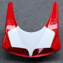 Передний верхний обтекатель фары хомут нос подходит для поездок на мотоцикле Ducati 916 748 996 998 1994-2002 95 96 97 98 99 01