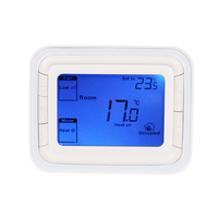 Honeywell LCD Display Room Thermostat Temperature Controller Thermoregulator For Air Condition T6861H2WB