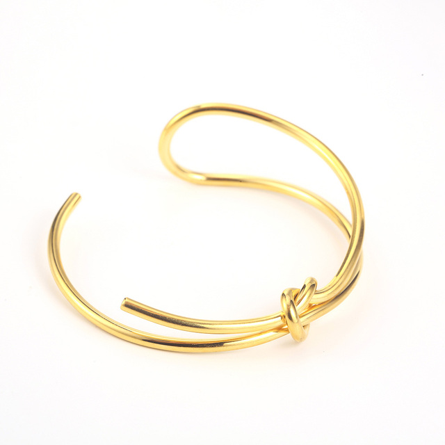 Stainless Steel Gold Love...