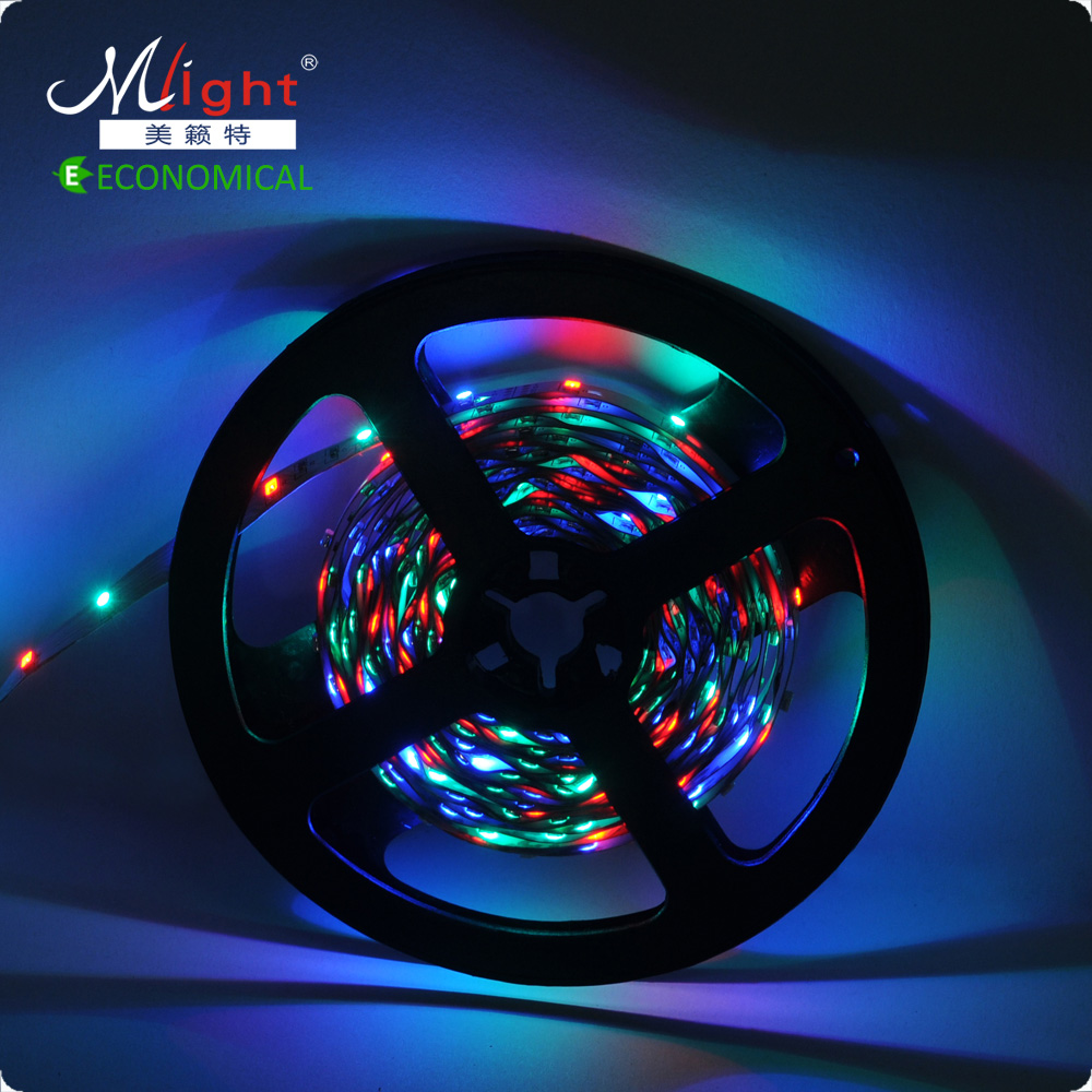 12v 3528 led strip 5m lot economy decorative flexible led. Black Bedroom Furniture Sets. Home Design Ideas