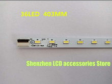 100% NUOVO PER Skyworth 32E550D LCD striscia di retroilluminazione V320B1 LS5 TREM1 V320B6 LE1 TLEM1 è 36LED 403mm