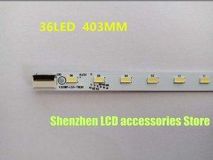 Image 1 - 100% 新 Skyworth は 32E550D lcd バックライトストリップ V320B1 LS5 TREM1 V320B6 LE1 TLEM1 は 36LED 403 ミリメートル