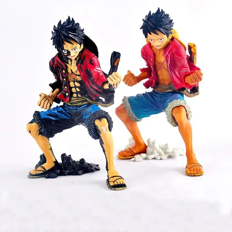 Buy One Piece Luffy King of Artist Anime PVC Action Figure Collectible Model Toys Kids Gift for $14.87 in AliExpress store