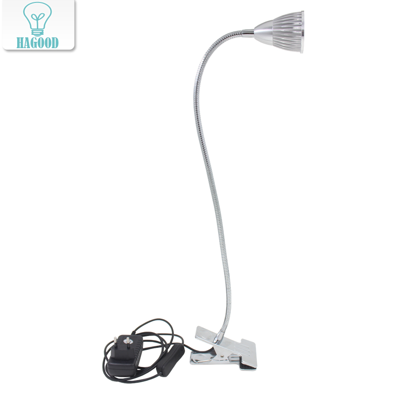 1 Pce New Flexible 5W 50cm Table Lamp Lighting Simple Tube