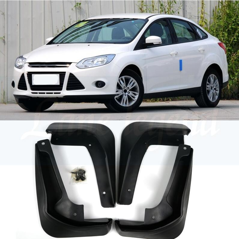 4x Front and Rear Splash Guards Mud Flaps for Infiniti QX60 2013 2014 2015 2016