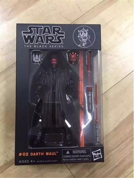 Star Wars The Black Series 3 Boba / Darth Maul 6