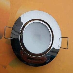 Image 3 - RGB 4 色 Led マリンボートドームライト 12 ワットステンレス鋼の天井ランプモーターホームアクセサリー IP65