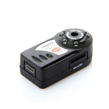 Q7 WiFi Mini Camera 5 Infrared Night Vision 480P Wireless IP P2P Camcorder with DV DVR Digital Audio Video Recorder Mirco Cam