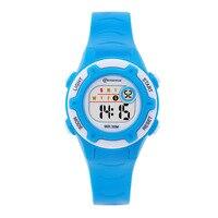 2019 Children Watches LED Digital Multifunctional Waterproof Kids Wristwatches Outdoor Sports Watch For Kids Boy Girls