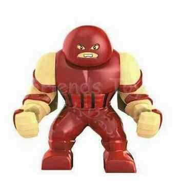 Ivan Vanko Whiplash Iron Figures Hulk Buster Venom Goblin Big Size Block Building Toys Compatible With Lego