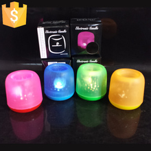 LED Sound Blowing Control Electronical Candel Light E-Candle Glowing lighting Table Lamps Free Shiping 240pcs/lot