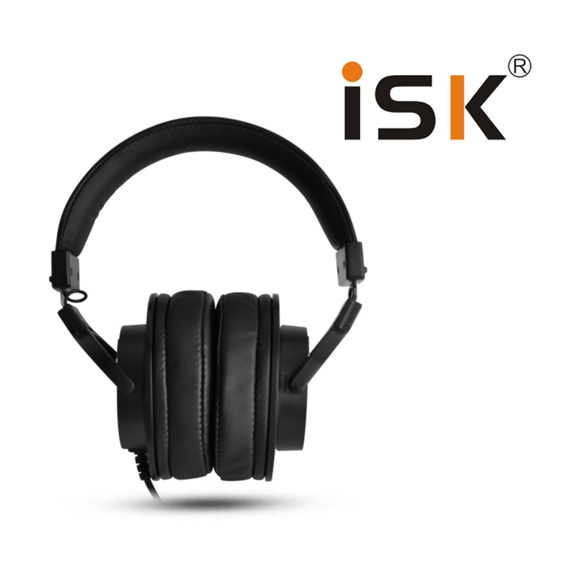 Originaal ISK MDH8000 kõrvaklapid Stereo HiFi DJ fone de ouvido - Kaasaskantav audio ja video - Foto 4