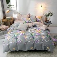 Bedding Set 1 Pcs duvet cover/quilt cover+2 pcs pillowcase 160*210/180*200/200*230/220*240 housse de couette bed set edredon