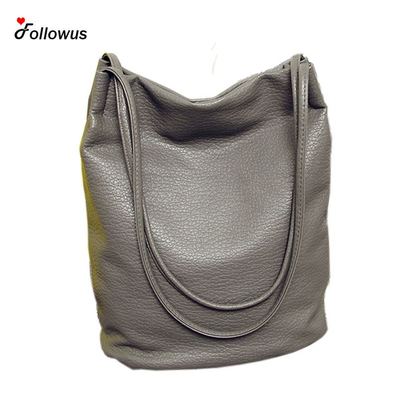 2017 Designer Women Bag Leather Handbags Bucket Shoulder Bags Ladies Crossbody Bags Large Capacity Women Shopping Handbag Bolsa casual women leather handbags bucket shoulder bags ladies cross body bags large capacity ladies shopping bag bolsa 6 colors