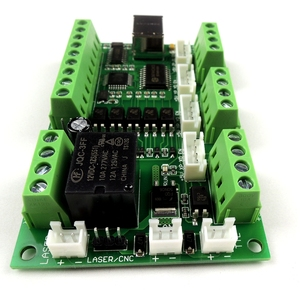 Image 5 - GRBL USB port Laser control board , can external connect nema23 nema34 stepper motor driver for more big laser engraving machine